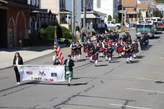 Parade for New Fire Station, Pumper Truck, Boat, Lehighton Fire Department, Lehighton (237)