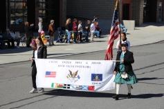 Parade for New Fire Station, Pumper Truck, Boat, Lehighton Fire Department, Lehighton (238)