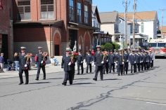 Parade for New Fire Station, Pumper Truck, Boat, Lehighton Fire Department, Lehighton (24)