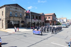 Parade for New Fire Station, Pumper Truck, Boat, Lehighton Fire Department, Lehighton (246)