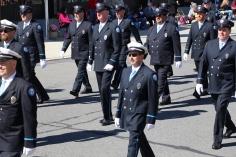 Parade for New Fire Station, Pumper Truck, Boat, Lehighton Fire Department, Lehighton (257)