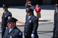 Parade for New Fire Station, Pumper Truck, Boat, Lehighton Fire Department, Lehighton (267)