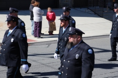 Parade for New Fire Station, Pumper Truck, Boat, Lehighton Fire Department, Lehighton (268)