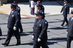 Parade for New Fire Station, Pumper Truck, Boat, Lehighton Fire Department, Lehighton (269)