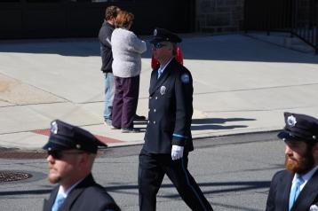 Parade for New Fire Station, Pumper Truck, Boat, Lehighton Fire Department, Lehighton (272)