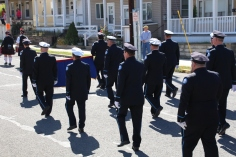 Parade for New Fire Station, Pumper Truck, Boat, Lehighton Fire Department, Lehighton (278)