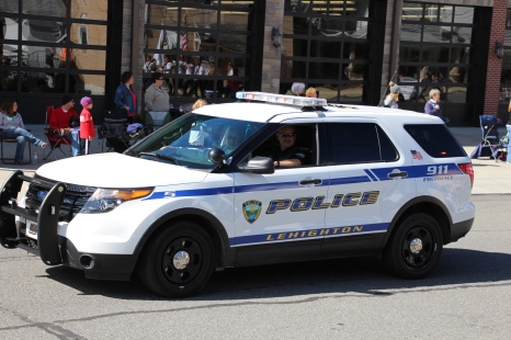 Parade for New Fire Station, Pumper Truck, Boat, Lehighton Fire Department, Lehighton (3)