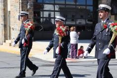 Parade for New Fire Station, Pumper Truck, Boat, Lehighton Fire Department, Lehighton (33)