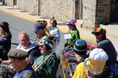 Parade for New Fire Station, Pumper Truck, Boat, Lehighton Fire Department, Lehighton (336)