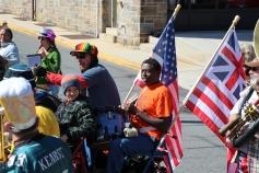 Parade for New Fire Station, Pumper Truck, Boat, Lehighton Fire Department, Lehighton (337)