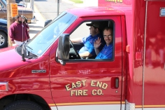 Parade for New Fire Station, Pumper Truck, Boat, Lehighton Fire Department, Lehighton (344)