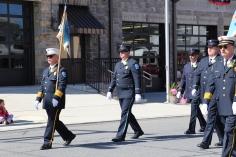 Parade for New Fire Station, Pumper Truck, Boat, Lehighton Fire Department, Lehighton (36)