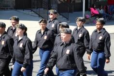 Parade for New Fire Station, Pumper Truck, Boat, Lehighton Fire Department, Lehighton (366)