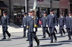 Parade for New Fire Station, Pumper Truck, Boat, Lehighton Fire Department, Lehighton (37)