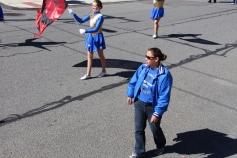 Parade for New Fire Station, Pumper Truck, Boat, Lehighton Fire Department, Lehighton (381)