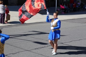 Parade for New Fire Station, Pumper Truck, Boat, Lehighton Fire Department, Lehighton (383)