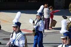 Parade for New Fire Station, Pumper Truck, Boat, Lehighton Fire Department, Lehighton (396)