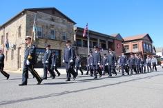 Parade for New Fire Station, Pumper Truck, Boat, Lehighton Fire Department, Lehighton (40)