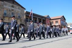 Parade for New Fire Station, Pumper Truck, Boat, Lehighton Fire Department, Lehighton (41)