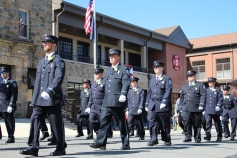 Parade for New Fire Station, Pumper Truck, Boat, Lehighton Fire Department, Lehighton (42)
