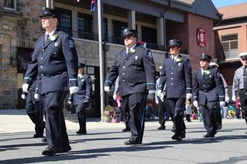 Parade for New Fire Station, Pumper Truck, Boat, Lehighton Fire Department, Lehighton (45)