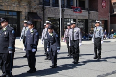 Parade for New Fire Station, Pumper Truck, Boat, Lehighton Fire Department, Lehighton (52)