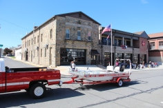 Parade for New Fire Station, Pumper Truck, Boat, Lehighton Fire Department, Lehighton (59)