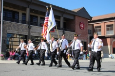 Parade for New Fire Station, Pumper Truck, Boat, Lehighton Fire Department, Lehighton (6)