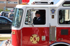 Parade for New Fire Station, Pumper Truck, Boat, Lehighton Fire Department, Lehighton (65)