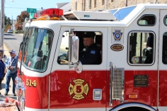 Parade for New Fire Station, Pumper Truck, Boat, Lehighton Fire Department, Lehighton (69)