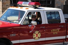 Parade for New Fire Station, Pumper Truck, Boat, Lehighton Fire Department, Lehighton (87)