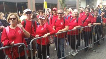 Pope Visit, Salvation Army volunteers, from Eric Becker, Philadelphia, Sept 2015 (105)