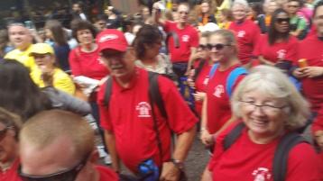 Pope Visit, Salvation Army volunteers, from Eric Becker, Philadelphia, Sept 2015 (107)