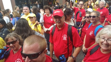 Pope Visit, Salvation Army volunteers, from Eric Becker, Philadelphia, Sept 2015 (109)