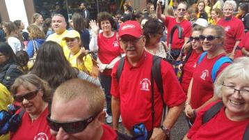 Pope Visit, Salvation Army volunteers, from Eric Becker, Philadelphia, Sept 2015 (109)