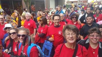 Pope Visit, Salvation Army volunteers, from Eric Becker, Philadelphia, Sept 2015 (113)