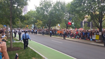 Pope Visit, Salvation Army volunteers, from Eric Becker, Philadelphia, Sept 2015 (119)
