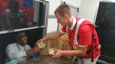 Pope Visit, Salvation Army volunteers, from Eric Becker, Philadelphia, Sept 2015 (14)