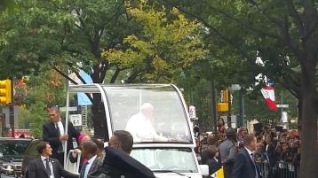 Pope Visit, Salvation Army volunteers, from Eric Becker, Philadelphia, Sept 2015 (140)