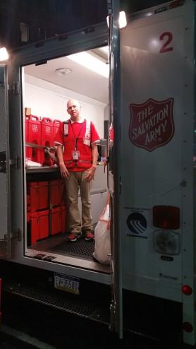 Pope Visit, Salvation Army volunteers, from Eric Becker, Philadelphia, Sept 2015 (15)