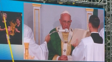 Pope Visit, Salvation Army volunteers, from Eric Becker, Philadelphia, Sept 2015 (169)