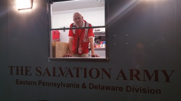 Pope Visit, Salvation Army volunteers, from Eric Becker, Philadelphia, Sept 2015 (22)