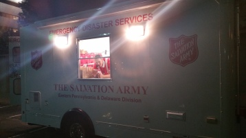 Pope Visit, Salvation Army volunteers, from Eric Becker, Philadelphia, Sept 2015 (29)