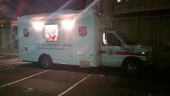 Pope Visit, Salvation Army volunteers, from Eric Becker, Philadelphia, Sept 2015 (34)