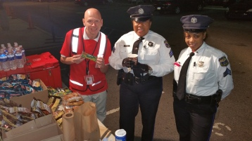 Pope Visit, Salvation Army volunteers, from Eric Becker, Philadelphia, Sept 2015 (72)