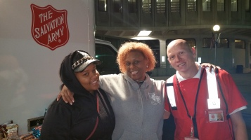 Pope Visit, Salvation Army volunteers, from Eric Becker, Philadelphia, Sept 2015 (75)