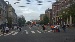 Pope Visit, Salvation Army volunteers, from Eric Becker, Philadelphia, Sept 2015 (95)