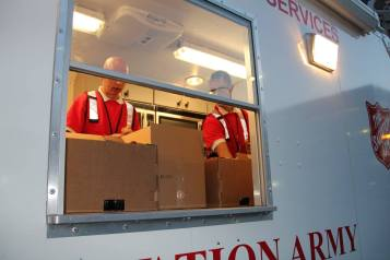 Pope Visit, Salvation Army volunteers, from Philly Facebook page, Philadelphia, Sept 2015 (11)