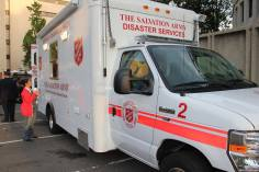 Pope Visit, Salvation Army volunteers, from Philly Facebook page, Philadelphia, Sept 2015 (14)