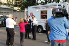 Pope Visit, Salvation Army volunteers, from Philly Facebook page, Philadelphia, Sept 2015 (7)